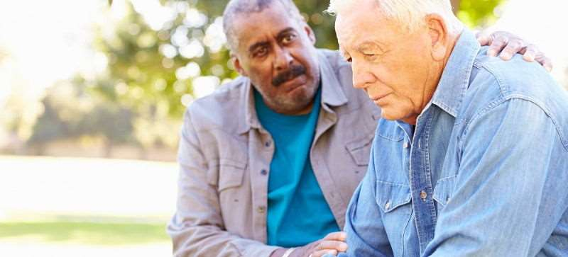 7 Ways of Helping a Person with Dementia Symptoms Feel Less Anxious